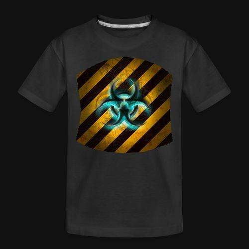 Biohazard v1 - Teenager Premium Bio T-Shirt