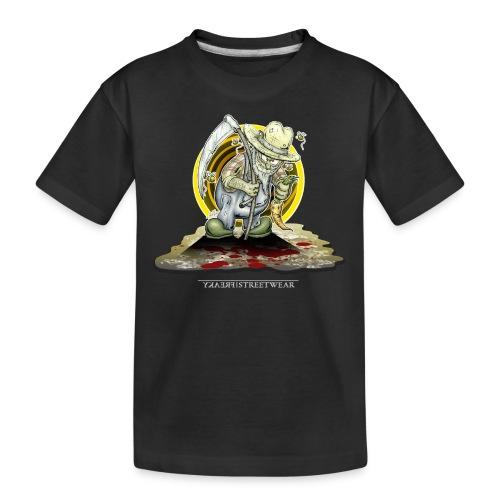 PsychopharmerKarl - Teenager Premium Bio T-Shirt