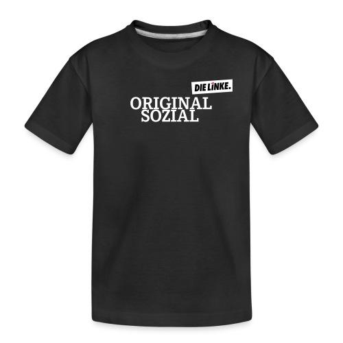 Schriftzug_original - Teenager Premium Bio T-Shirt