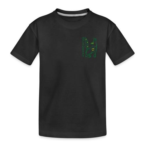 Alebrije Lobo - Teenager Premium Bio T-Shirt