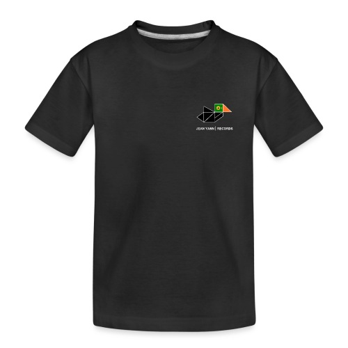 Jean Yann Records - Teenager Premium Organic T-Shirt