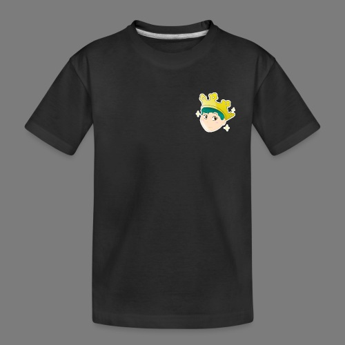 Wear a Crown - Teenager Premium Organic T-Shirt