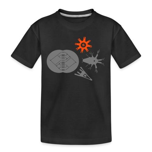MorphoEvoDevo Special - Teenager Premium Organic T-Shirt