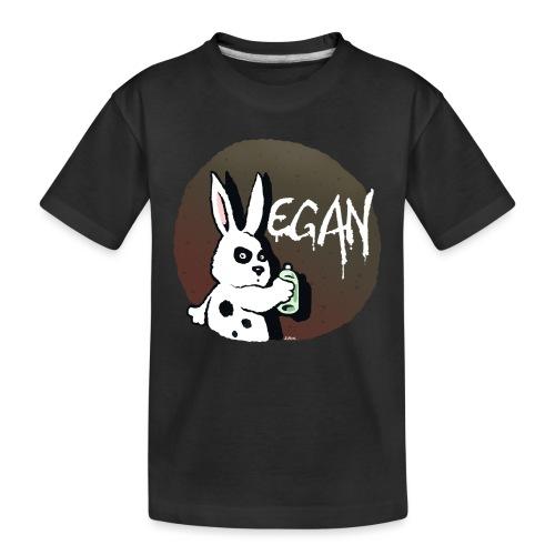 Rabbit - Teenager Premium Bio T-Shirt