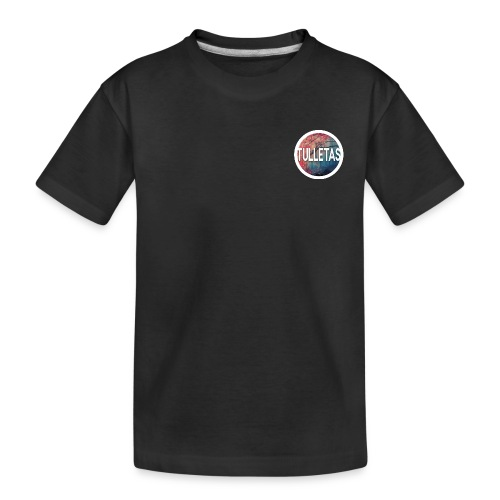 Tulletas - Teenager premium T-shirt økologisk