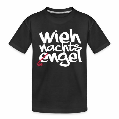 Wiehnachts-Bengel - norddeutsche Weihnachten - Teenager Premium Bio T-Shirt