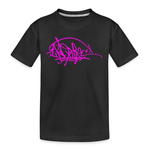 prc ikon rose tag - T-shirt bio Premium Ado