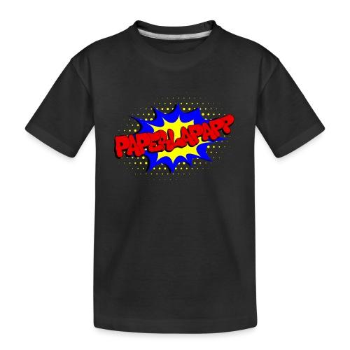 papperlapapp - Teenager Premium Bio T-Shirt