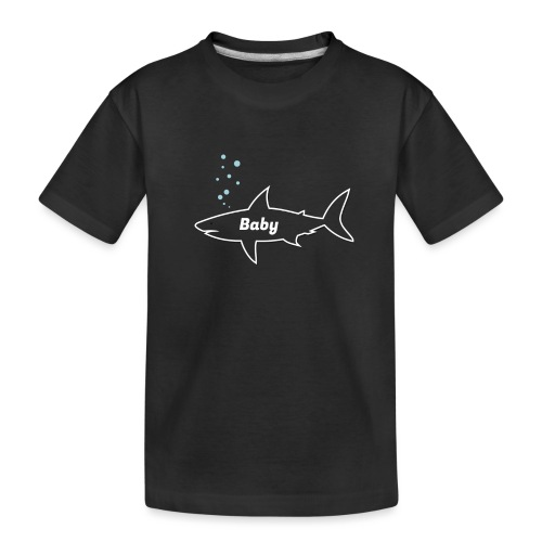 Baby shark - Fathers Day gift - Matching outfit - Teenager Premium Bio T-Shirt
