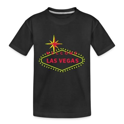 las vegas - Teenager Premium Organic T-Shirt