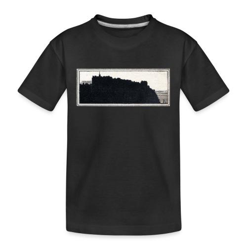 back page image - Teenager Premium Organic T-Shirt