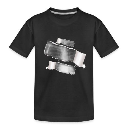 Chest X-Ray - Maglietta ecologica premium per ragazzi