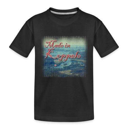 Made in Koppelo lippis - Teinien premium luomu-t-paita