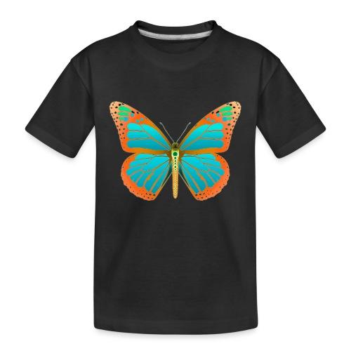 190531 Monarch Butterfly Dean version - Camiseta orgánica premium adolescente