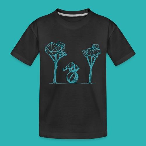 Rotolare_o_capitombolare_lightblu-png - Maglietta ecologica premium per ragazzi