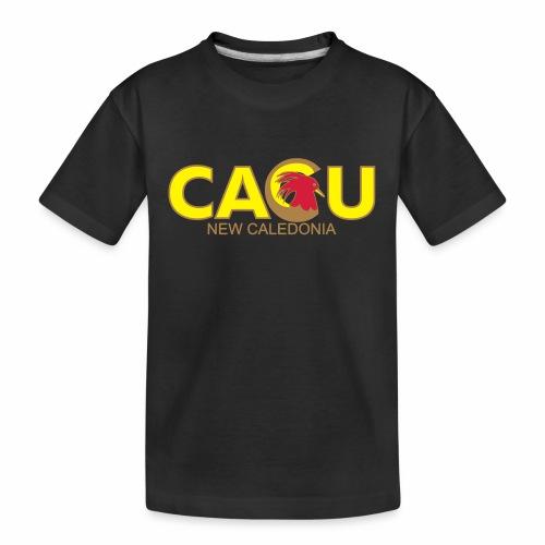 Cagu New Caldeonia - T-shirt bio Premium Ado
