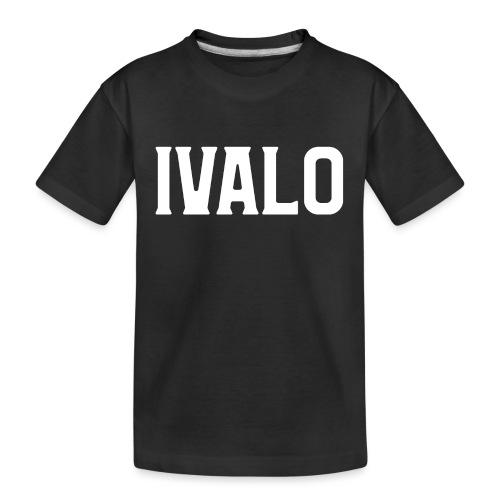 Ivalo - Teinien premium luomu-t-paita