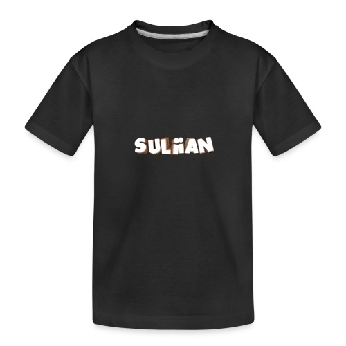 Schrift1 - Teenager Premium Bio T-Shirt