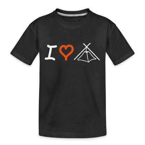 I love Kothe - Teenager Premium Bio T-Shirt
