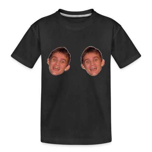 Worst underwear gif - Teenager Premium Organic T-Shirt