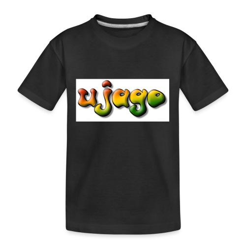ujago farbig - Teenager Premium Bio T-Shirt