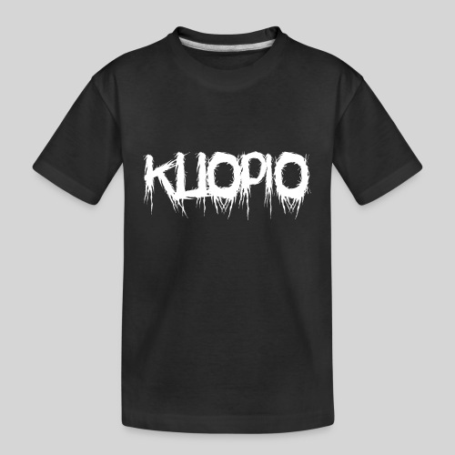 Kuopio - Teinien premium luomu-t-paita