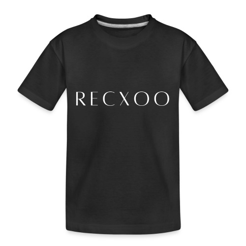Recxoo - You're Never Alone with a Recxoo - Teenager premium T-shirt økologisk