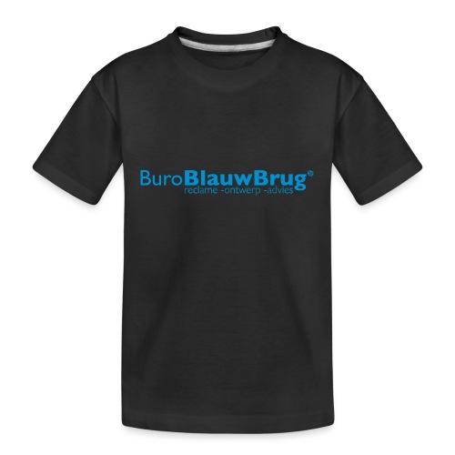 bbb_logo2015 - Teenager Premium Organic T-Shirt