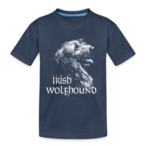 IW Céleste - T-shirt bio Premium Ado