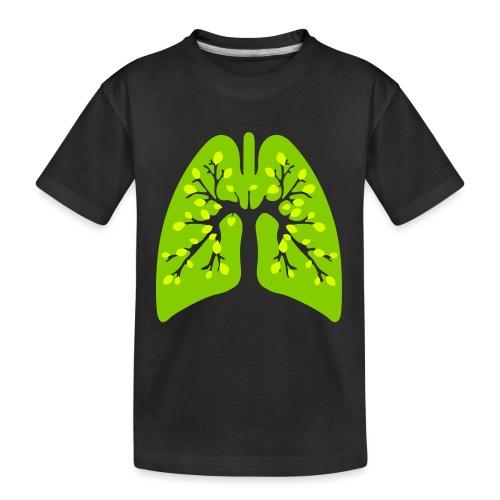 Poumon vert - T-shirt bio Premium Ado