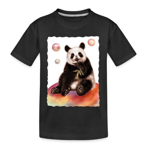 Panda World - Maglietta ecologica premium per ragazzi