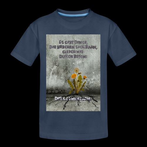 durchbruch - Teenager Premium Bio T-Shirt