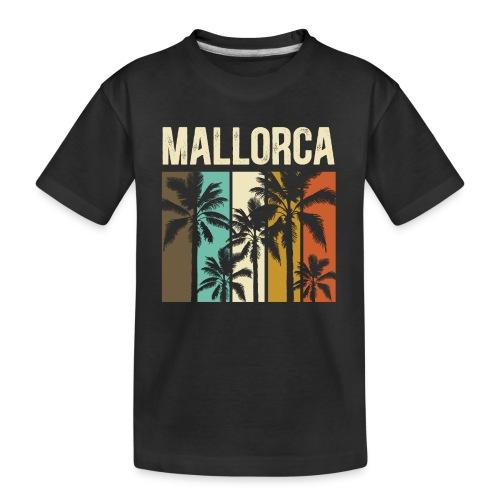 MALLE Mallorca Urlaub Sommer Party Feeling Fun - Teenager Premium Bio T-Shirt