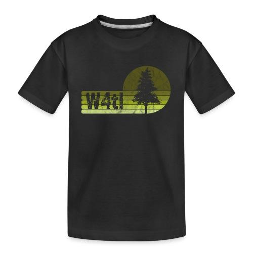 W4tl Vintage - Teenager Premium Bio T-Shirt