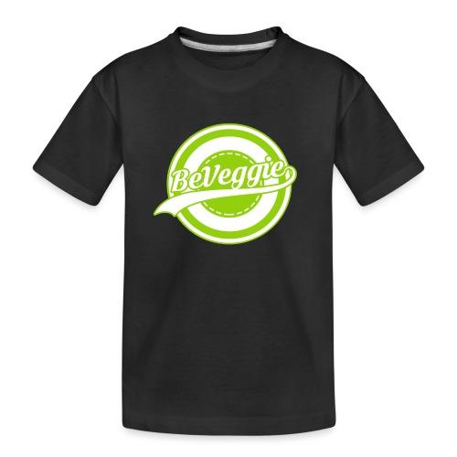 Be Veggie Veganer Statement - Teenager Premium Bio T-Shirt