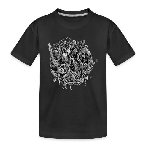 Hello - Teenager Premium Organic T-Shirt