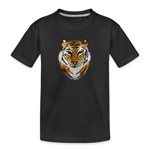 Tiger - Teenager Premium Bio T-Shirt