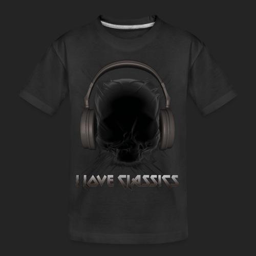 I love classics Black - T-shirt bio Premium Ado