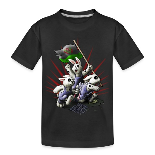 Revolution - Teenager Premium Bio T-Shirt