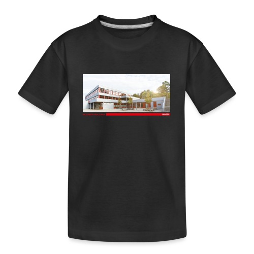 HRSU Wear Building - Teenager Premium Bio T-Shirt