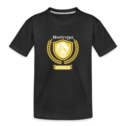 bolingo jaune - T-shirt bio Premium Ado