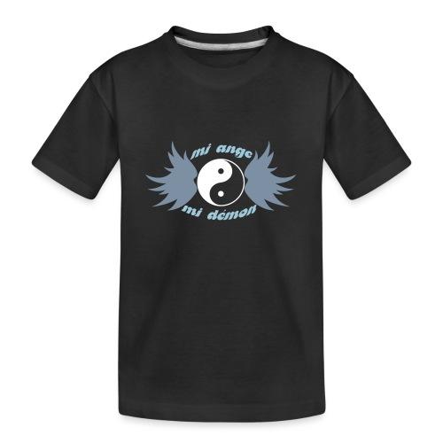 Débardeur Bio Femme Mi ange Mi démon - Teenager Premium Organic T-Shirt