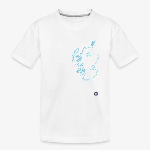 Clear Conscience - Teenager Premium Organic T-Shirt