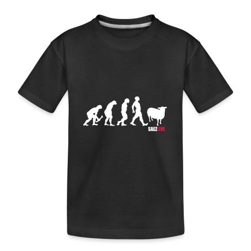 J'accuse (version light, par parek) - T-shirt bio Premium Ado