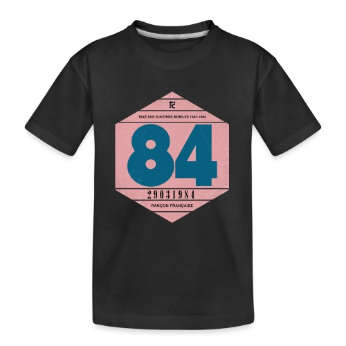 Vignette automobile 1984 - T-shirt bio Premium Ado