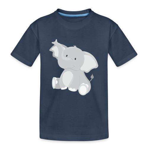 ELEFANT - Teenager Premium Bio T-Shirt