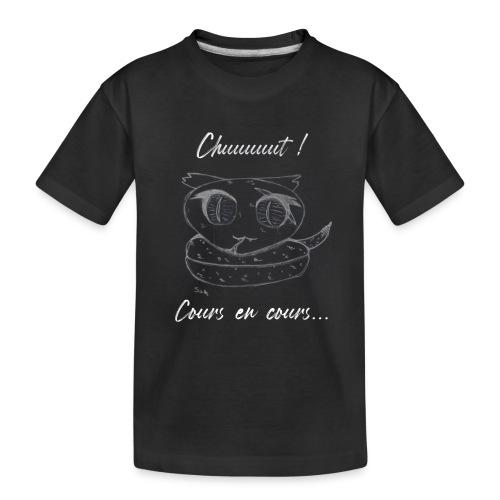 Serpent_chut N - T-shirt bio Premium Ado