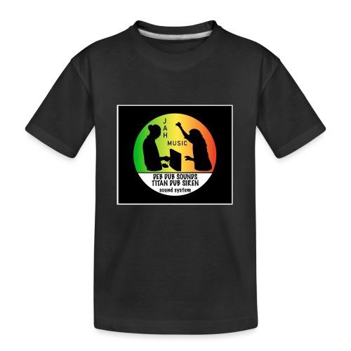 Deb Dub & Titan Dub Siren - Teenager Premium Organic T-Shirt