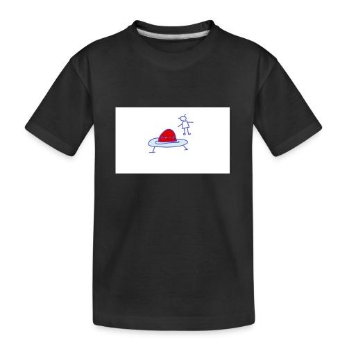 Project 3 - Camiseta orgánica premium adolescente
