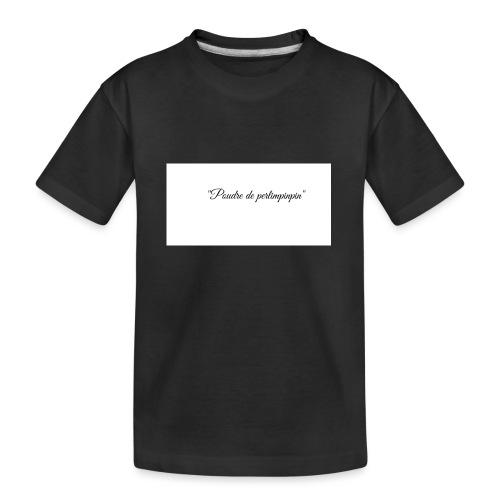 Happy - T-shirt bio Premium Ado